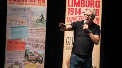 """Stijn Meuris: """"Bij één of twee voorstellingen loopt het mis, en nu doen ze alsof ik een halve zot ben"""""""