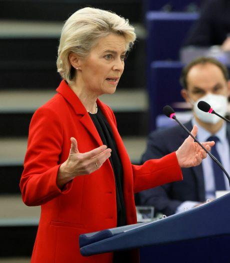 État de droit: le ton monte entre Bruxelles et Varsovie devant les eurodéputés