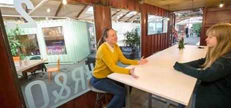 Studeren in zeecontainers? Het kan vanaf nu in Oosterhout