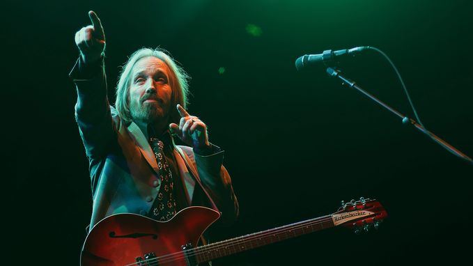 Tom Petty was nog lang niet klaar met eigen band