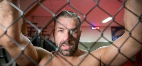 MMA-fighter Dion Staring beleeft een 'klote-avond'