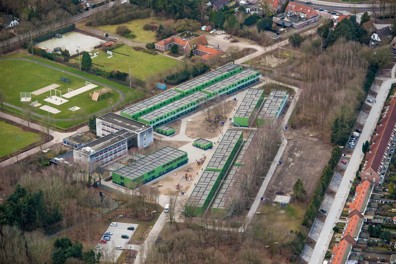 Het azc in Harderwijk.