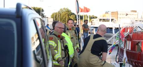 Politie haalt twee zwemmende jongens uit Rijn bij Arnhem