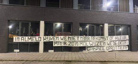 Fans Heracles Almelo willen horecabaas niet in bestuur: 'Gabriel oprotten!'