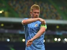 Petite surprise, mais logique respectée: Kevin De Bruyne ne sera pas le nouveau capitaine de Manchester City