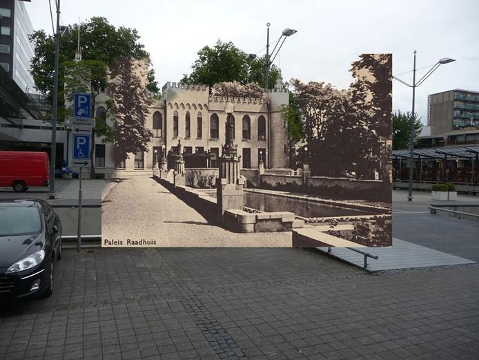 Paleis-Raadhuis. Foto Rob van Amsterdam, inzet Regionaal Archief Tilburg