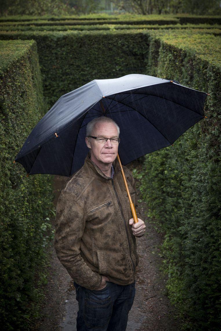 Journalist Sjors van Beek. Beeld Mike Roelofs