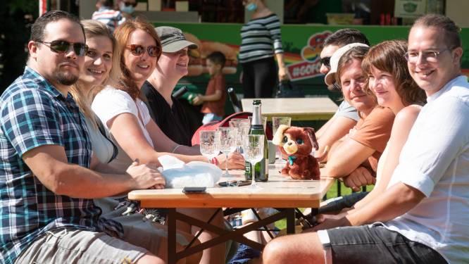 """Flink wat belangstelling voor eerste foodtruckfestival in Brakel: """"Het is een beetje herleven"""""""