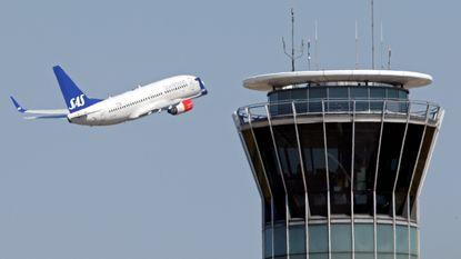 Deel vluchten boven Frankrijk geschrapt door staking luchtverkeersleiders