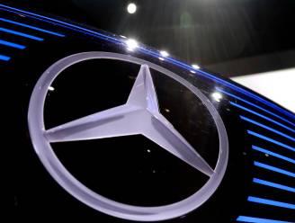 Jongemannen stelen 48 Mercedes-emblemen: 14 maanden cel gevorderd