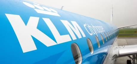 KLM mijdt rampgebied MH17