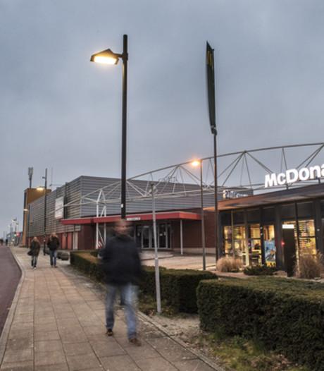 Oude Matrixx gesloopt voor nieuwe McDonald's