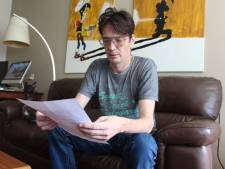 Joop uit Eibergen (51) na acht jaar 'bankzitten' toch weer voor de klas als docent geschiedenis