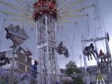 Bezoekers bevrijd uit zweef- molen op Tilburgse kermis: 'Ik had een paniekaanval'