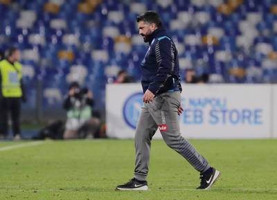 Faux-départ pour Gattuso, malgré un assist de Dries Mertens