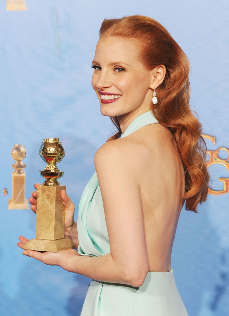 Jessica Chastain, Beste Actrice (drama) Beeld AFP