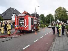 Brand in woonkamer van zorgcomplex Hengelo: gehandicapte bewoners geëvacueerd