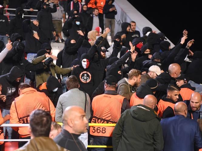 Rellen Antwerp-Frankfurt: politie vermoedde 'free fight', geen raid op café Great Old