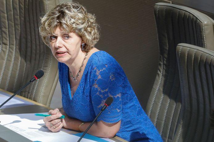 Vlaams parlementslid Katrien Schryvers (CD&V) werkte een conceptnota uit met een reeks voorstellen.