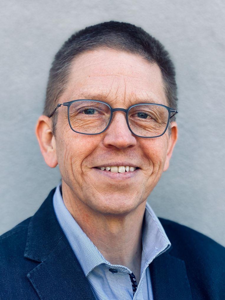 Michiel van Hulten. Beeld RV