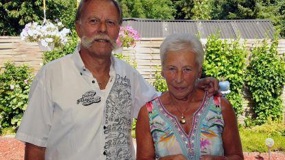 Kapper Hugo en Liliane zijn gouden koppel