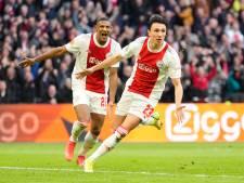 LIVE | Ajax halverwege op voorsprong tegen PSV door goal Berghuis, ook Pasveer opnieuw belangrijk