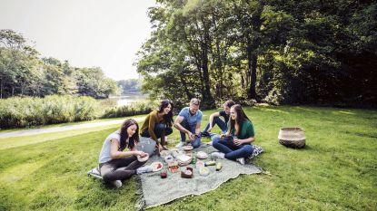 Sandra Bekkari tipt alle ingrediënten voor de perfecte lentepicknick