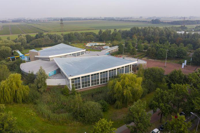 Zwembad De Stok in Roosendaal.