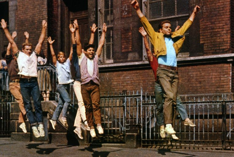 West Side Story  Year : 1961 USA Director : Jerome Robbins Robert Wise Russ Tamblyn Beeld Photo12