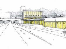 Zo komt de tweede stationshal van Nijmegen-centrum eruit te zien, met Rotterdam als voorbeeld