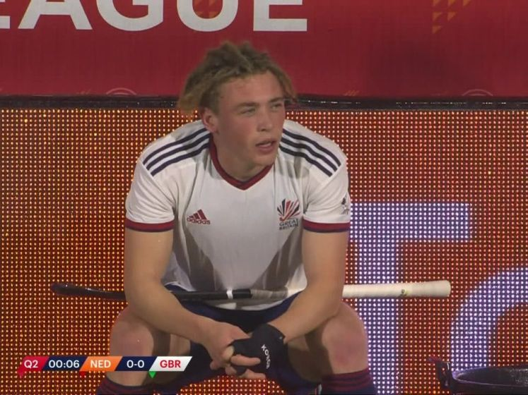 Hockey Pro League: Nederland - Groot-Brittanie (heren)