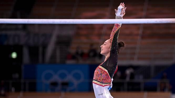 1.407.316 kijkers schreeuwen Nina Derwael naar goud in Tokio
