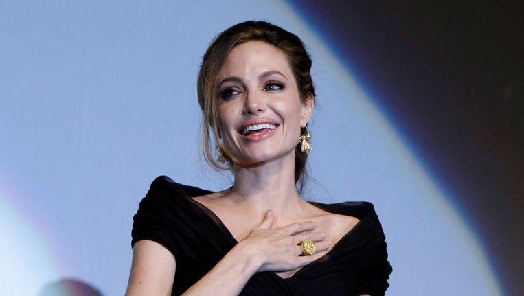 Actrice Angelina Jolie Beeld AP
