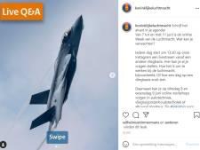 Vliegbasis Volkel zoekt personeel via live-stream met kijkje in de keuken
