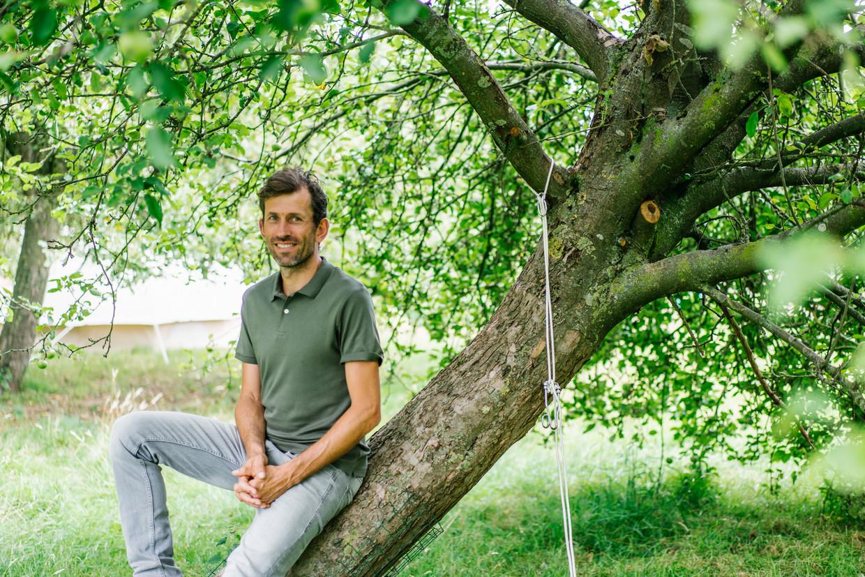 Maarten Vansteenkiste: 'Een politicus die de cijfers ziet, moet zich bewust zijn van de ernst van de situatie.' Beeld Wouter Van Vooren