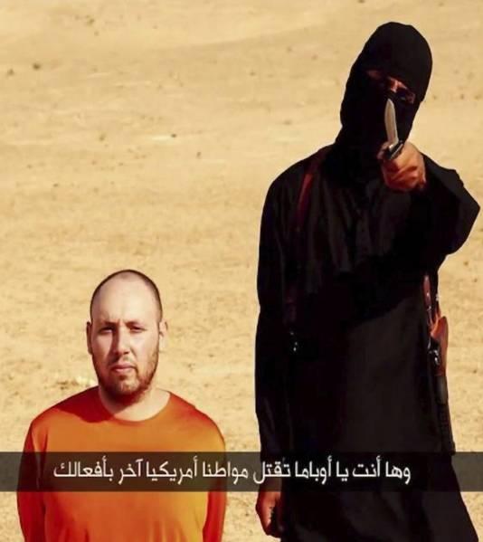James Foley en Jihadi John