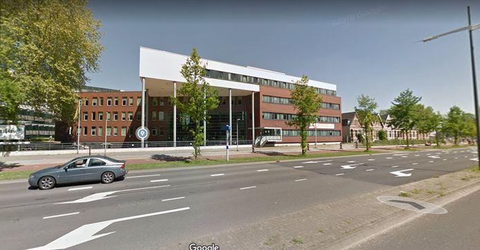Het gebouw van Aventus aan de Snipperlingsdijk.