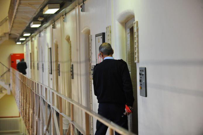 MECHELEN - De gevangenis in L
