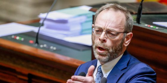 Peter De Roover (N-VA): 'Bezoek Magnette was om lijstje af te vinken'