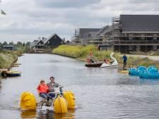 In de rij voor nieuwbouwwijk de Veenderij in Veenendaal