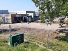 Grote klus Tolbergcentrum is begonnen en duurt zestien maanden