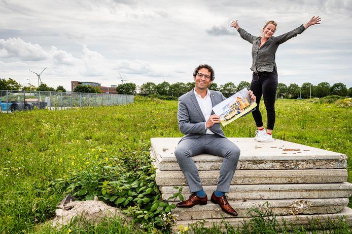 Op initiatief van onder anderen Jeroen van Gool (CDA) heeft de politiek de wens van startershuisvesting in het gemeentehuis neergelegd. Eva Trouwborst en vele honderden collegawoningzoekenden moeten nu jaren vergeefs zoeken.