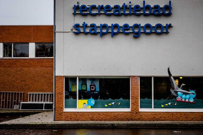 Zwembad Stappegoor.