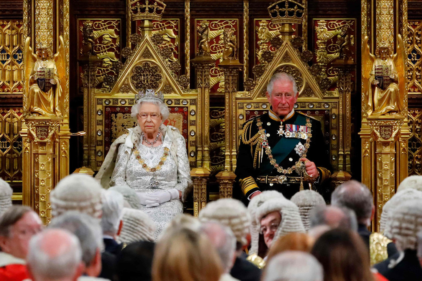 Monarchie 2.0: zo zal het Britse koningshuis eruit zien wanneer Charles de troon bestijgt