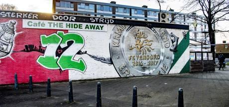 Feyenoordcafé The Hide Away weer open na explosie
