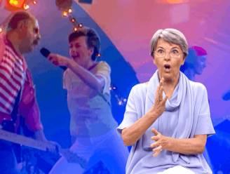 Geweldige terugblik: zo zong Ingeborg in 1995 over vrouwelijke hormonen bij 'Tien Om Te Zien'