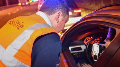 Naast grote, geplande BOB-acties ook onverwachte alcoholcontroles in Vlaamse Ardennen