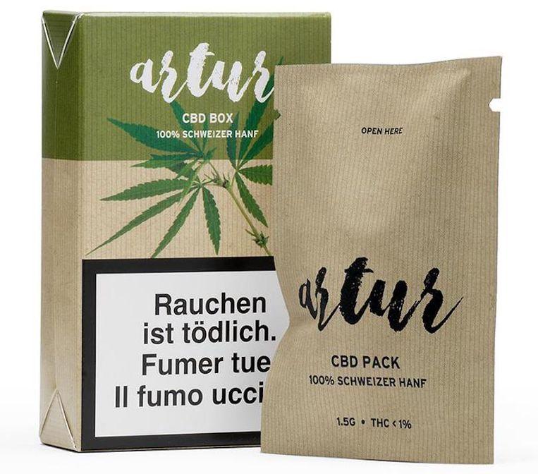 Een pakje van 1,5 gram zal ongeveer 15 euro kosten, een van 3 gram 16,70 euro.
