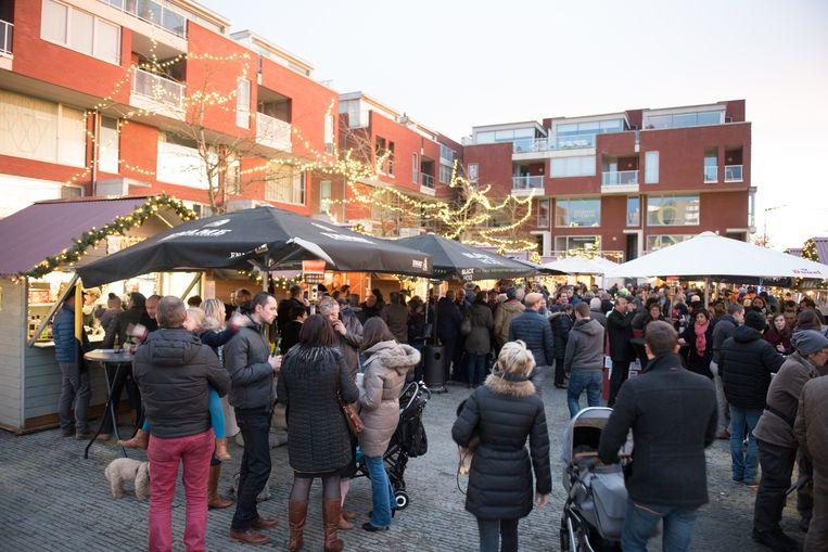 Chalets Op De Kerstmarkt Vanaf Nu Te Reserveren Oudenaarde In De