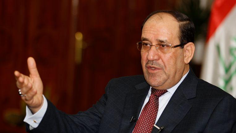 Nuri al-Maliki. Beeld REUTERS